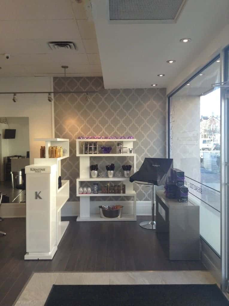 Commercial Salon Renovation Oakville
