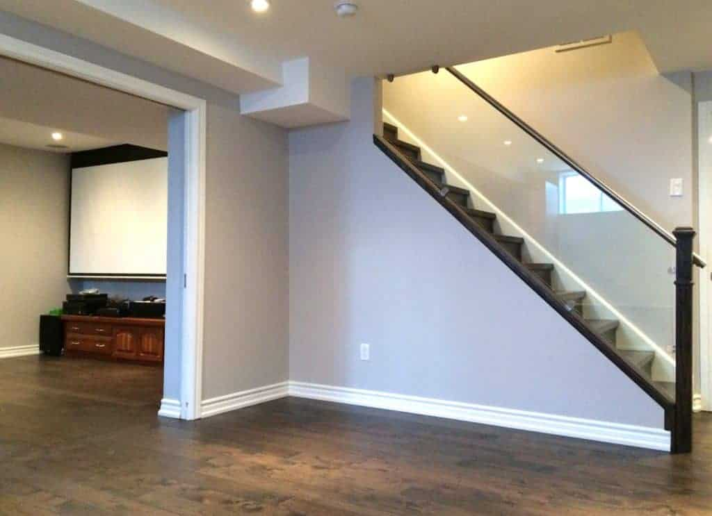 Basement Renovation Brett Ancaster