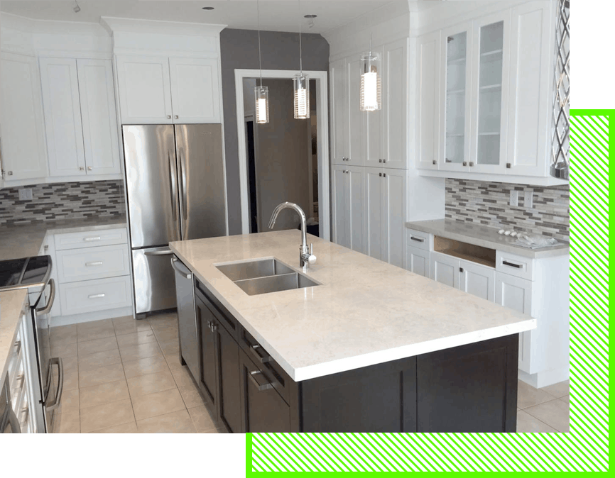domilya GROUP Kitchen Renovation