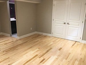 Basement Renovation In Oakville