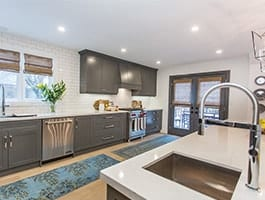 Custom Kitchen Dining Renovation In Milton