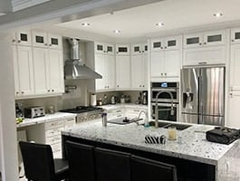 Custom Kitchen Renovation Oakville